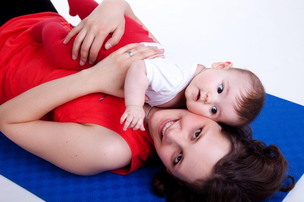 fitdankbaby® MINI für die Mamas mit Babys ab 3 - ca. 8 Monaten @ Nadjas Fitnesswelt | Spittal an der Drau | Kärnten | Österreich