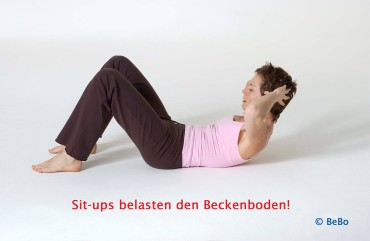 BeBo® Rückbildung @ Nadjas Fitnesswelt