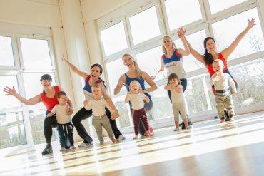 fitdankbaby® KIDS @ Nadjas Fitnesswelt | Spittal an der Drau | Kärnten | Österreich