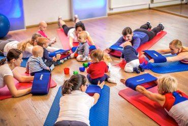 fitdankbaby® MINI für Mamas mit Babys ab 3 - ca. 8 Monaten @ Nadjas Fitnesswelt | Spittal an der Drau | Kärnten | Österreich