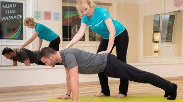 Personal Training mit Nadja und Marc