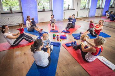 fitdankbaby® MAXI für Mamas mit Babys ab 8 - ca. 16 Monaten @ Nadjas Fitnesswelt | Spittal an der Drau | Kärnten | Österreich